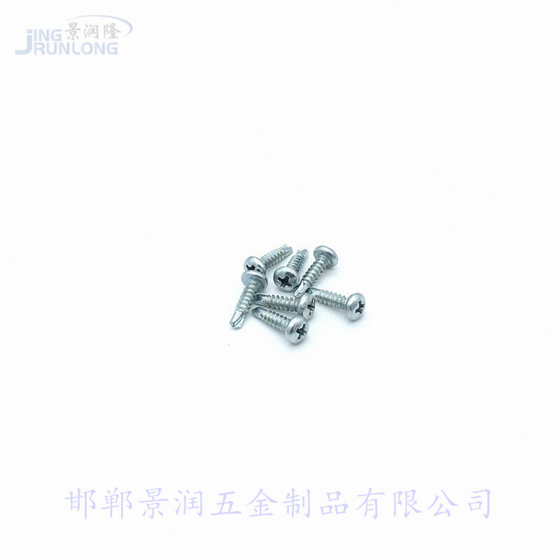 盘头钻尾螺丝,十字盘头自攻螺丝,钻尾螺丝常用规格,图2